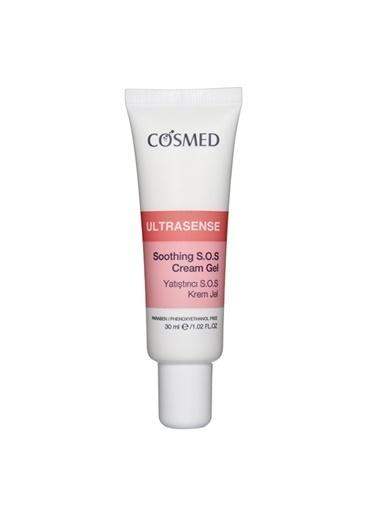 Cosmed Ultrasense Soothing SOS Cream Gel 30ml Renksiz